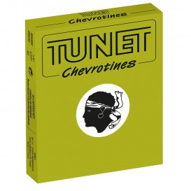 CARTOUCHES TUNET CHEVROTINES CALIBRE 20 9 GRAINS