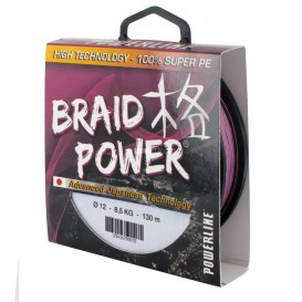 TRESSE BRAID POWER MAUVE