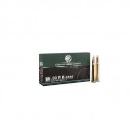 MUNITIONS BALLES RWS 30R BLASER EVOLUTION POWER BONDED