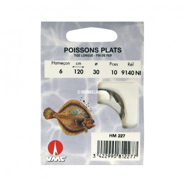 HAMECONS MONTES SPECIAL POISSONS PLATS