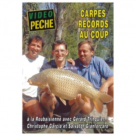 DVD CARPES RECORDS AU COUP