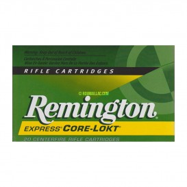 MUNITIONS REMINGTON 35 WHELEN CORE LOKT 200 GRAINS