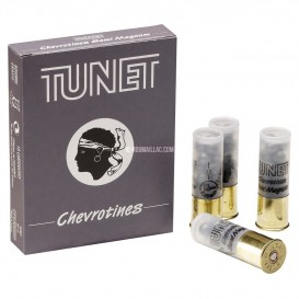 CHEVROTINES TUNET SEMI-MAGNUM 12 GRAINS