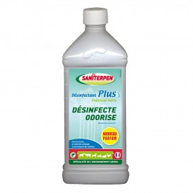 DESINFECTANT PLUS ODORISANT CONCENTRE