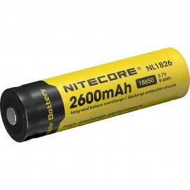 ACCUS LI-ION 2600 MAH