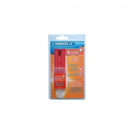 COLLE EPOXY 2 COMPOSANTS 25 G