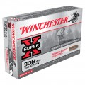 MUNITIONS BALLES WINCHESTER 308 WINCHESTER SUBSONIC