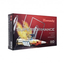 MUNITIONS BALLES HORNADY 338W SUPERFORMANCE SST 82223
