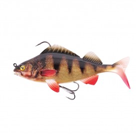 LEURRE SOUPLE REPLICANT PERCH - 14&18CM