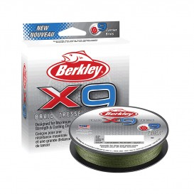 BERKLEY X9 GREEN