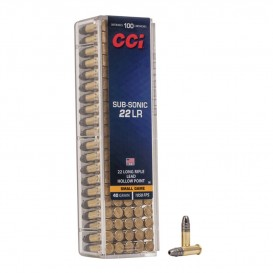 MUNITIONS 22LR SUBSONIC