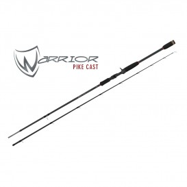 CANNE CASTING WARRIOR PIKE 225CM 20-80G