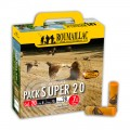 PACK CARTOUCHES ROUMAILLAC SUPER 20