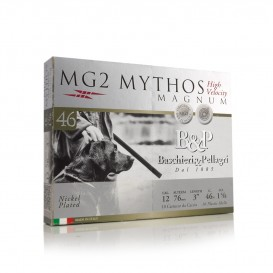 CARTOUCHES BASCHIERI&PELLAGRI MG2 MYTHOS 46 MAGNUM HV