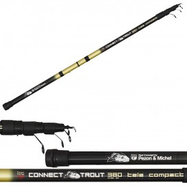 CANNE PEZON ET MICHEL CONNECT TROUT TELE COMPACT